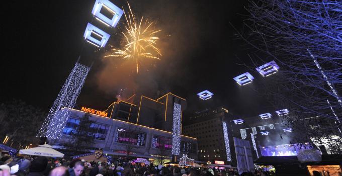 Silvestrovanje v Mariboru 2019