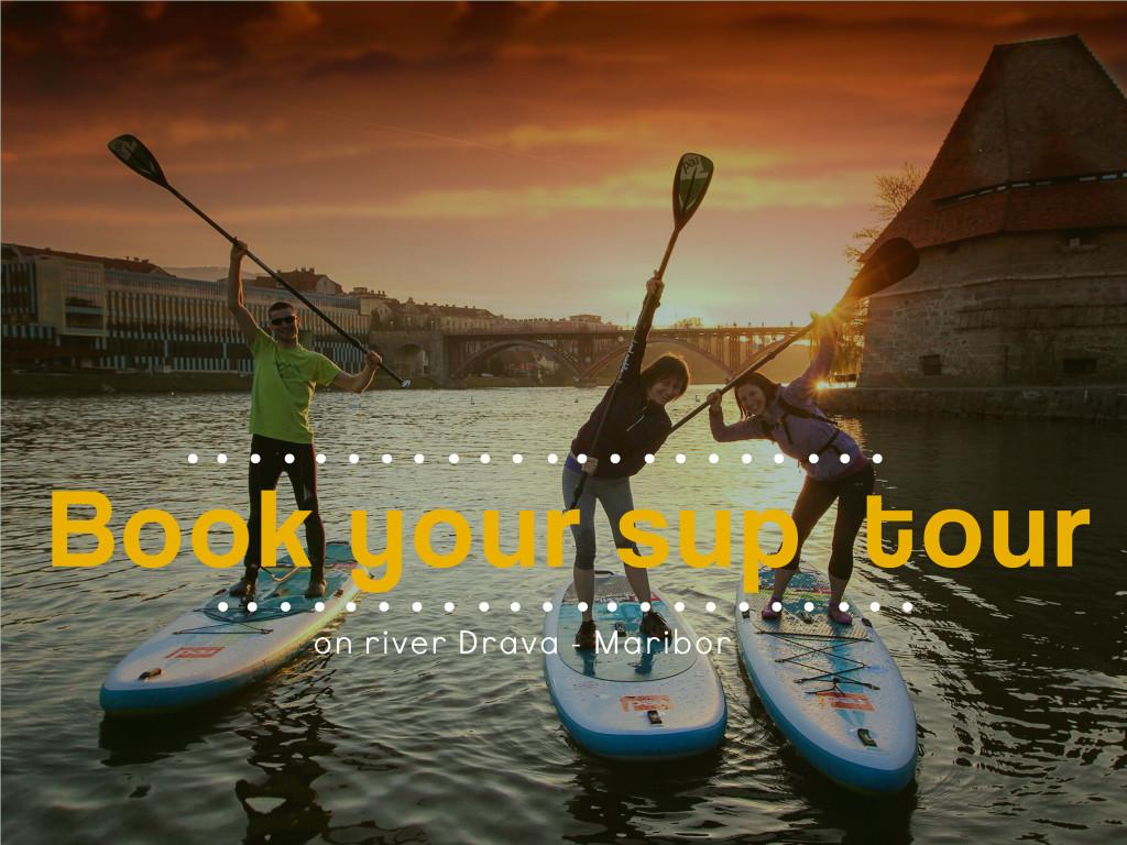 book your sup tour